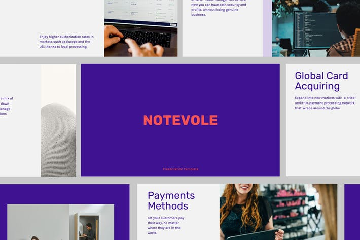 Thumbnail for KEY - Financial Solution Keynote Presentation