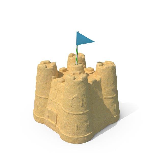 Thumbnail for Песчаный замок
