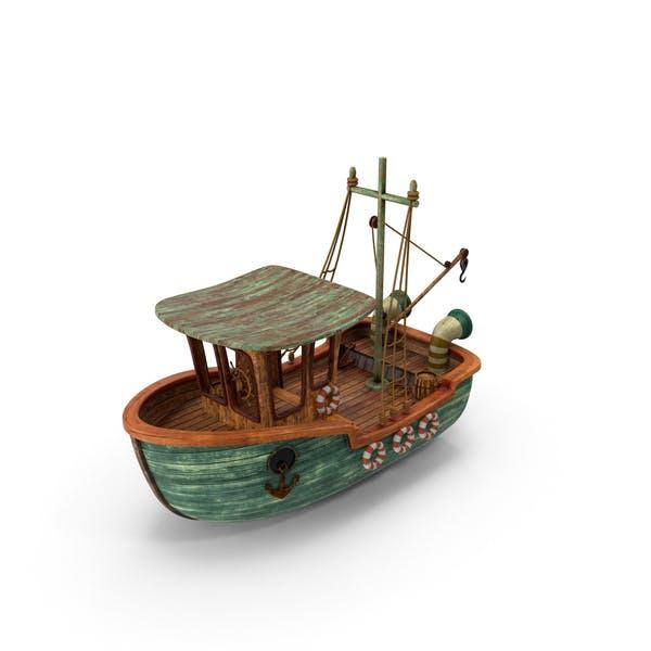 Thumbnail for Cartoon Boat