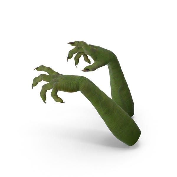 Thumbnail for Goblin Hands