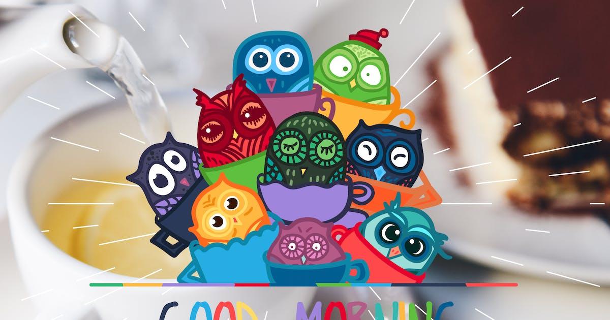 Download Owls Good Morning by barsrsind