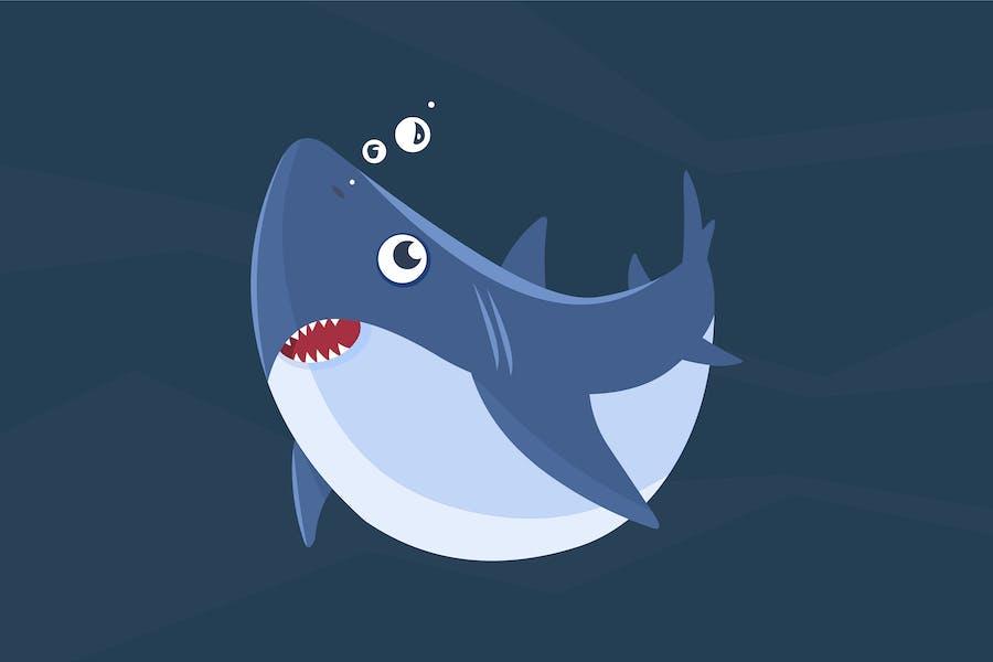Shark - Character FR