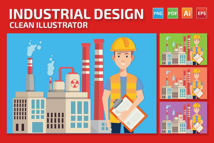 Thumbnail for Industrial Design