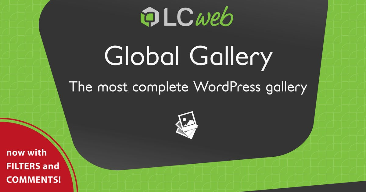 Download Global Gallery - Wordpress Responsive Gallery by LCweb