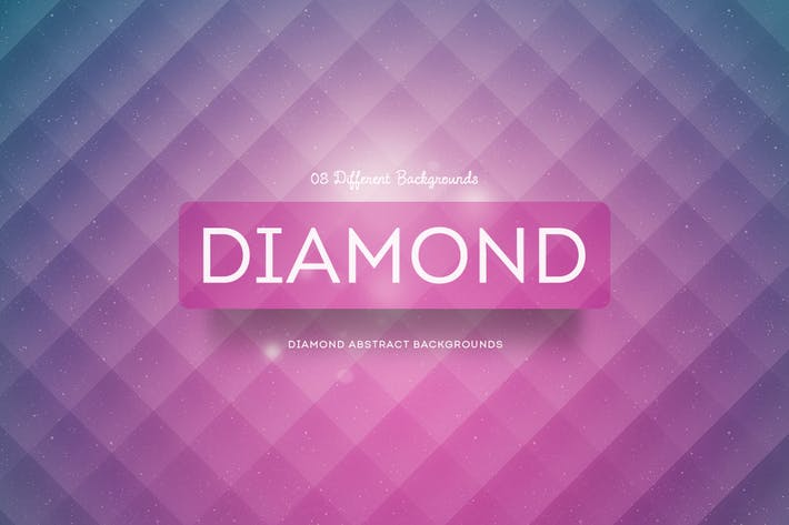 Diamond Abstract Backgrounds