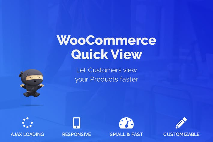 Cover Image For WooCommerce Quick View