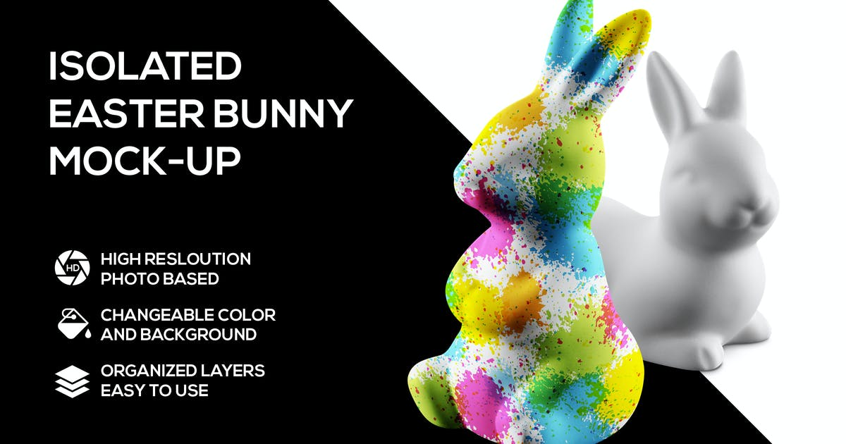 Download Easter bunnies by Scredeck