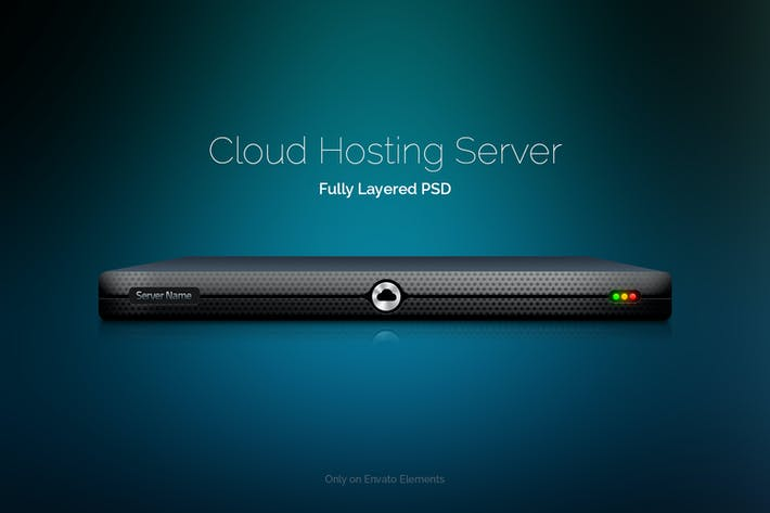 Thumbnail for Cloud Hosting Server Mini