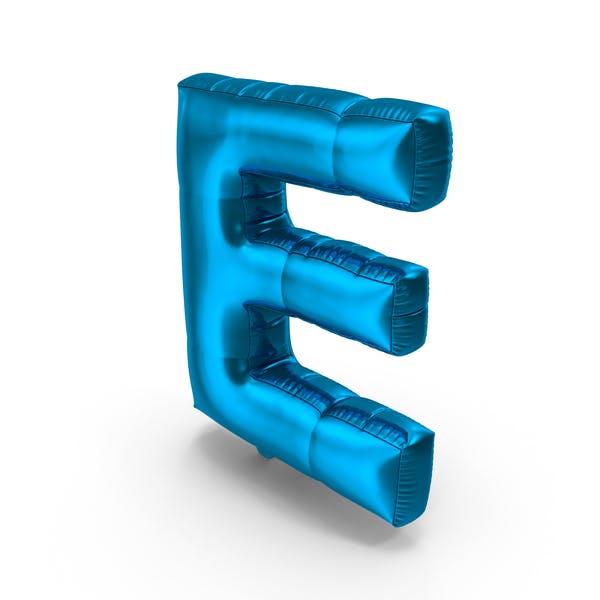 Thumbnail for Foil Balloon Letter E