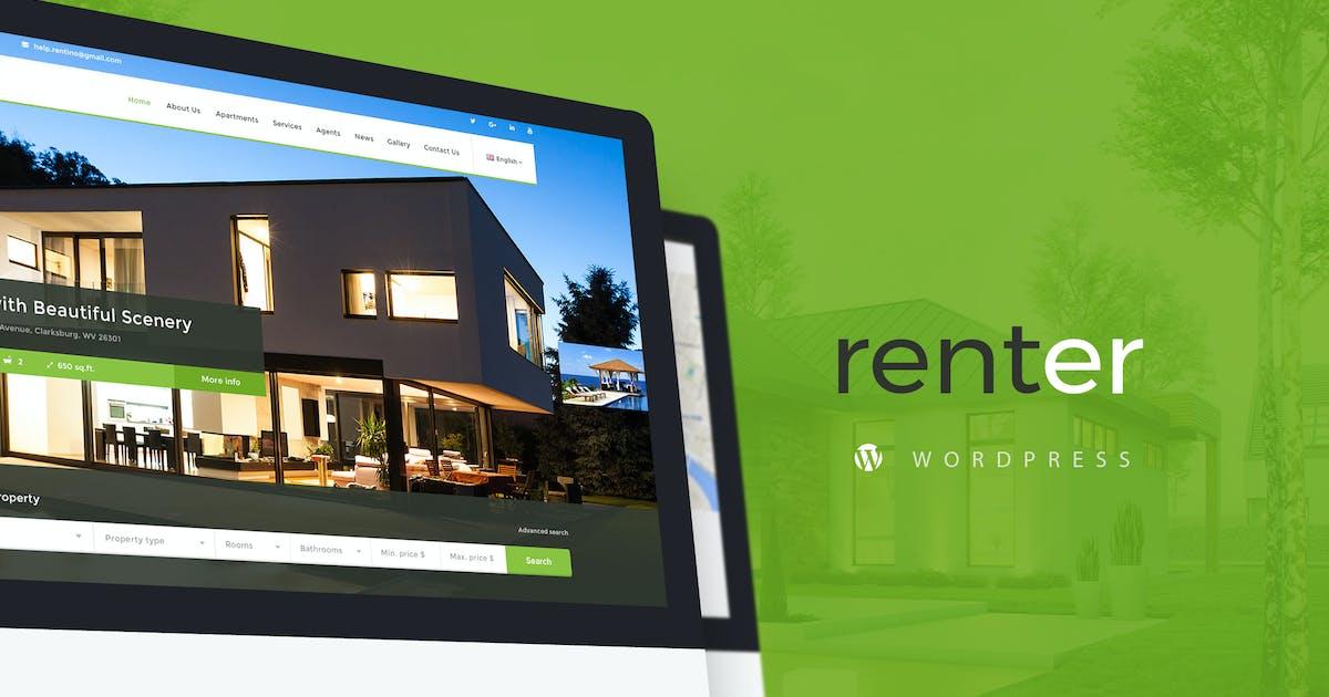Download Renter — Property Rent/Sale Real Estate Wordpress by torbara
