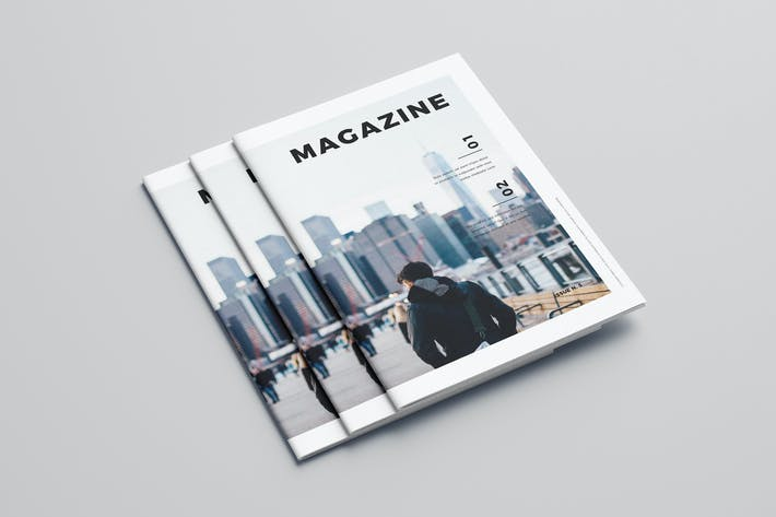 Thumbnail for Cool Modern Style Magazine