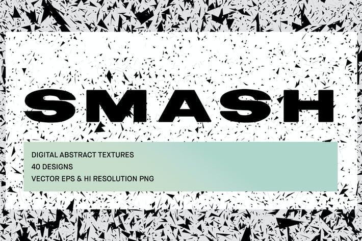 Cover Image For Smash Destructive Patterns