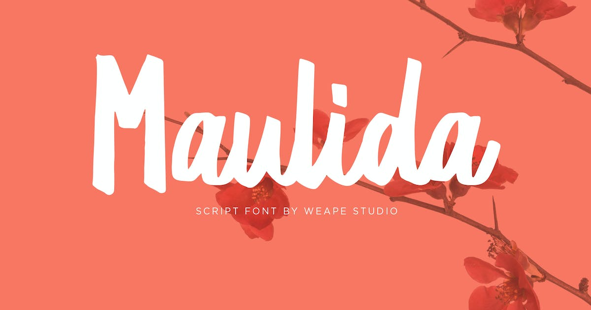 Download Maulida by weapedesign