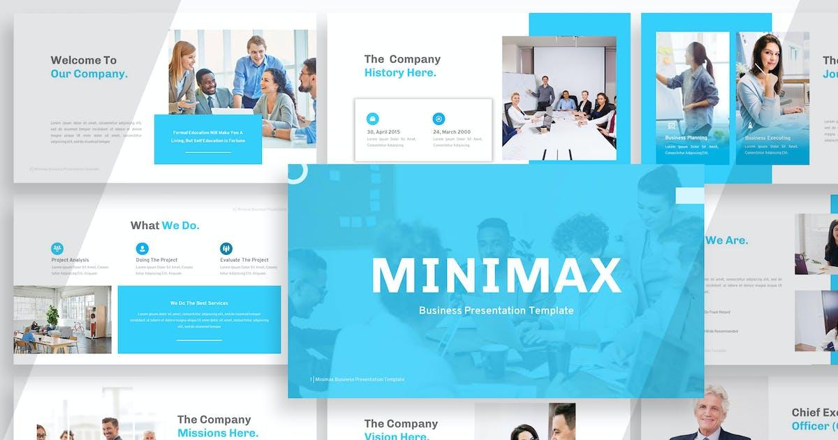 Download Minimax - Business Keynote YR by Rometheme