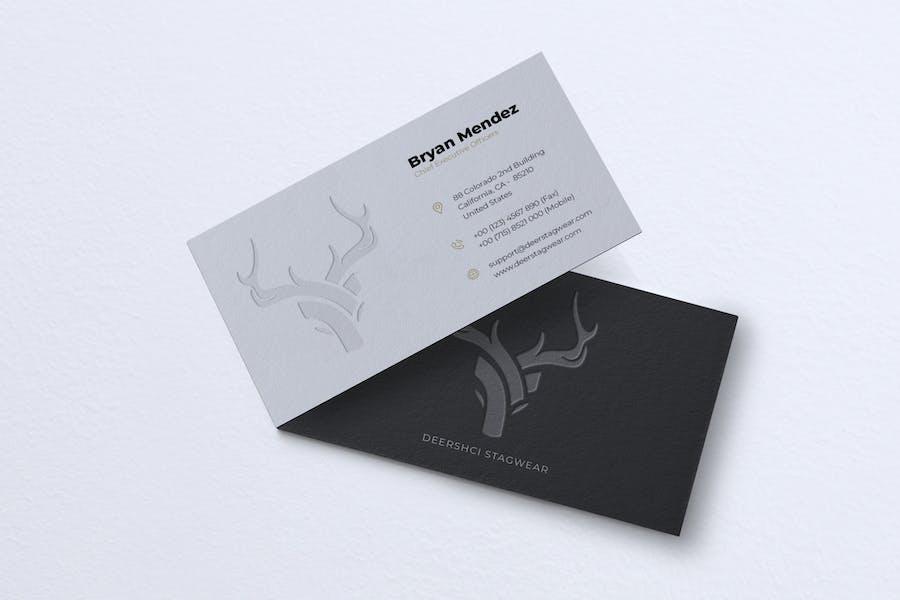 Minimalist Business Card Vol. 44