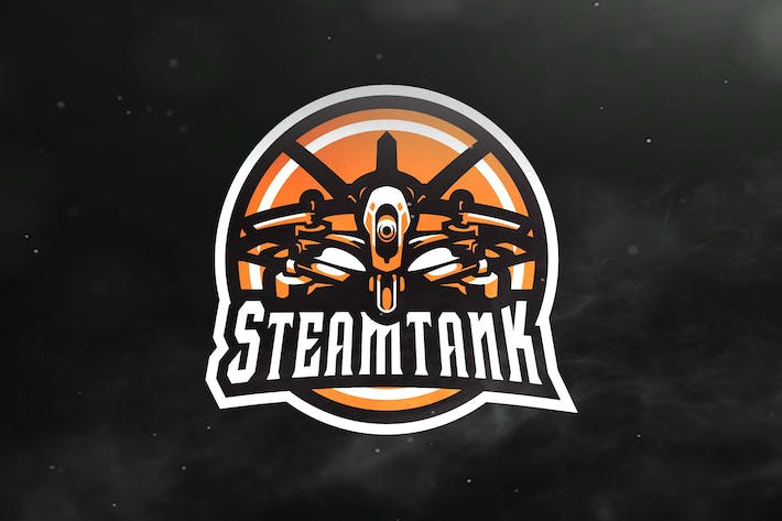 Thumbnail for Steam Tank Sport and Esports Logos