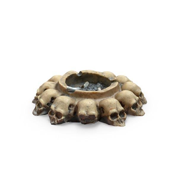 Skull Ash Tray
