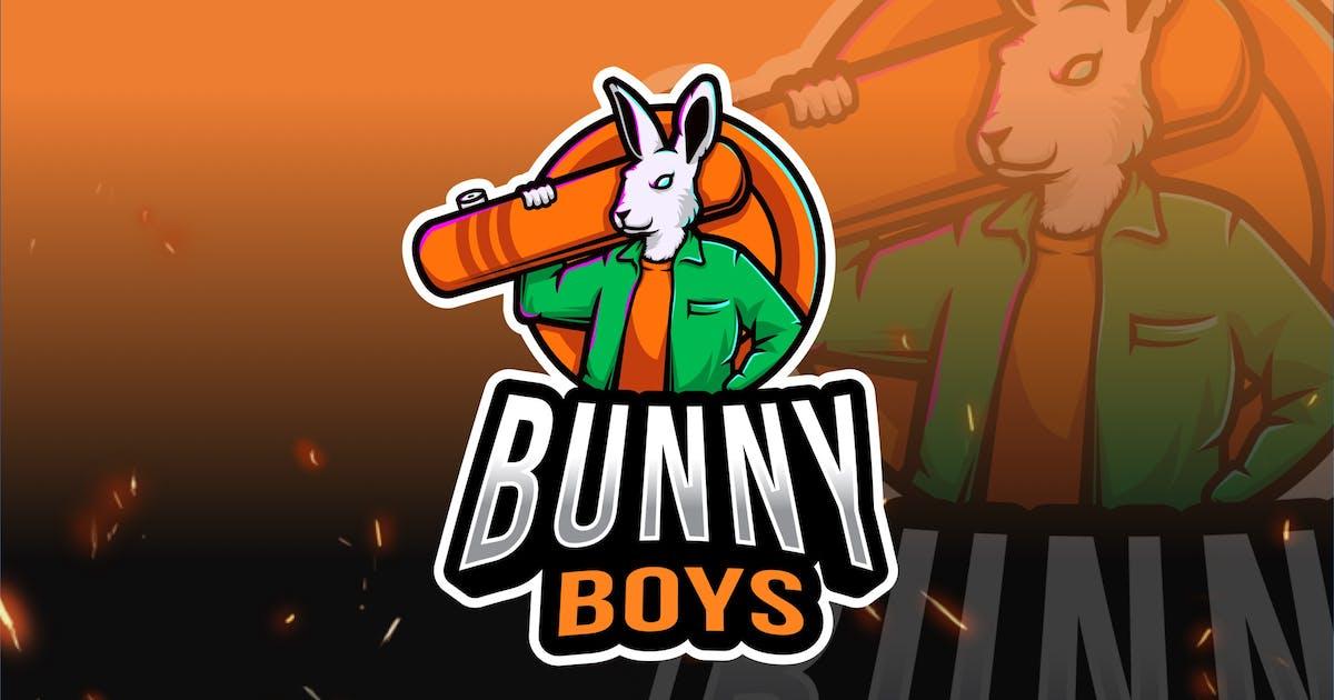 Download Bunny Boys Esport Logo Template by IanMikraz