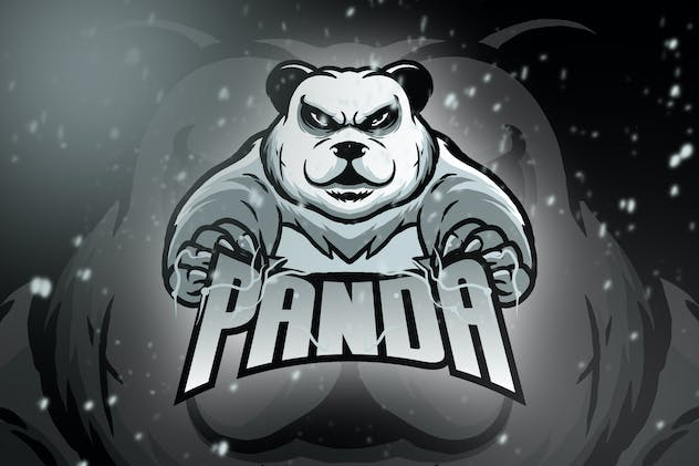 Panda Esport Logo Vol. 3 - product preview 0