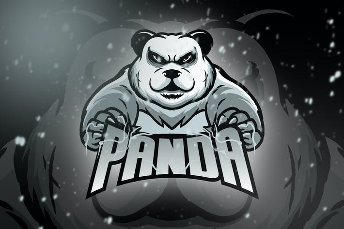 Thumbnail for Logo de Panda Esport Vol. 3