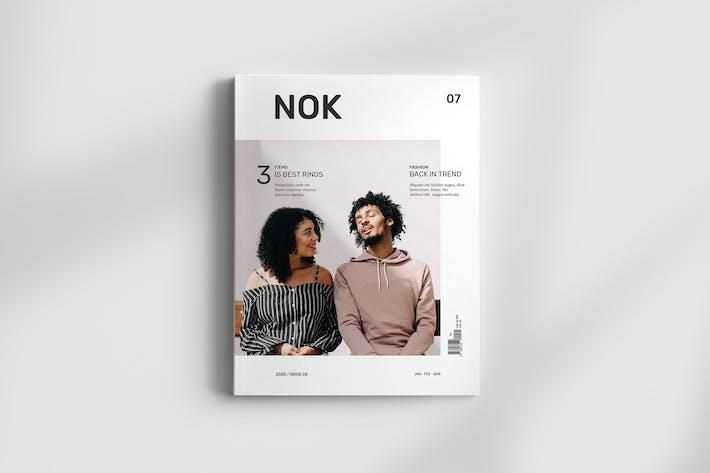 Thumbnail for Nok Magazine