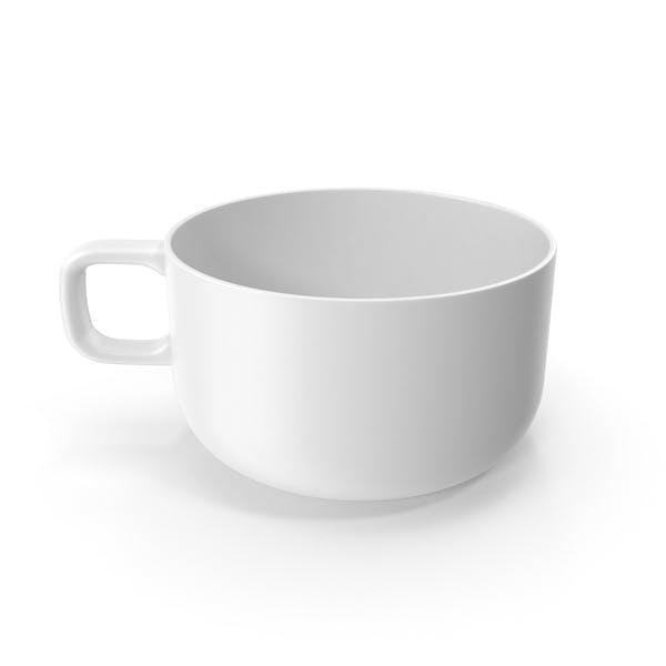 Large Mug White