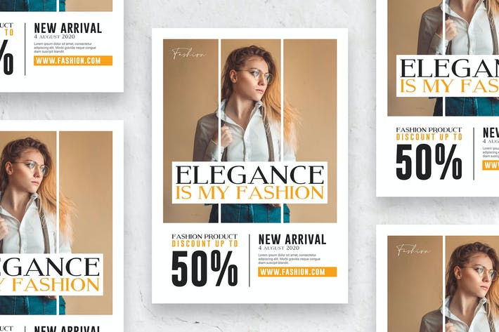 Thumbnail for Fashion - Poster