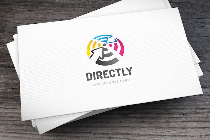 Thumbnail for Directly Logo Template