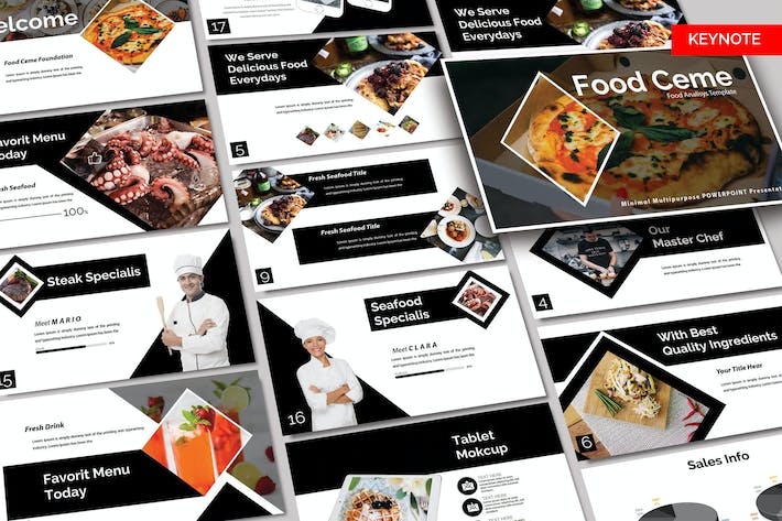Thumbnail for FOOD CEME  - KEYNOTE