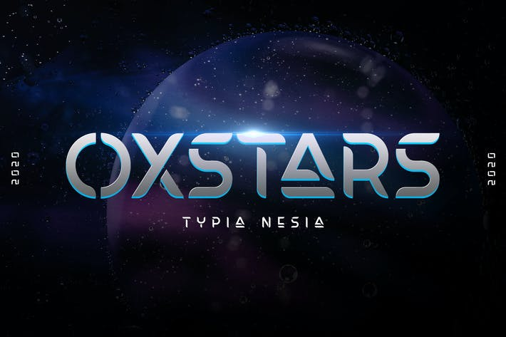 Cover Image For Oxstars - Future Display