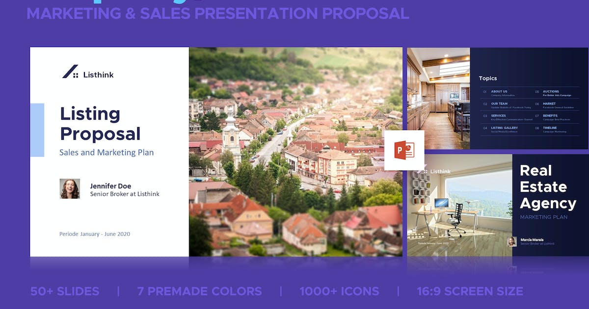 Download Property Marketing Sales Presentation by Unknow