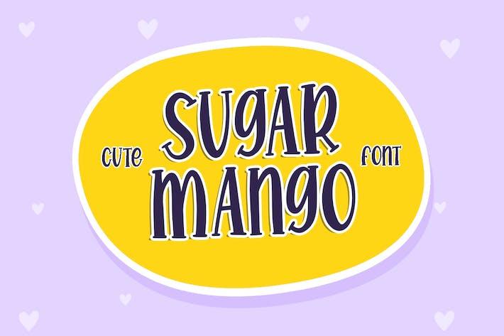 Thumbnail for Mango de Azúcar