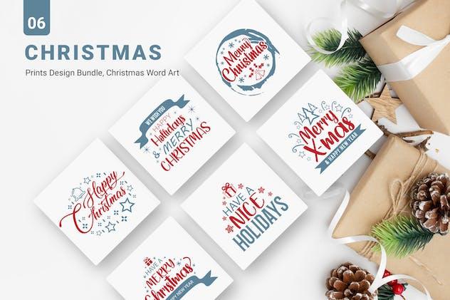 Christmas bundle svg Merry Christmas Winter svg