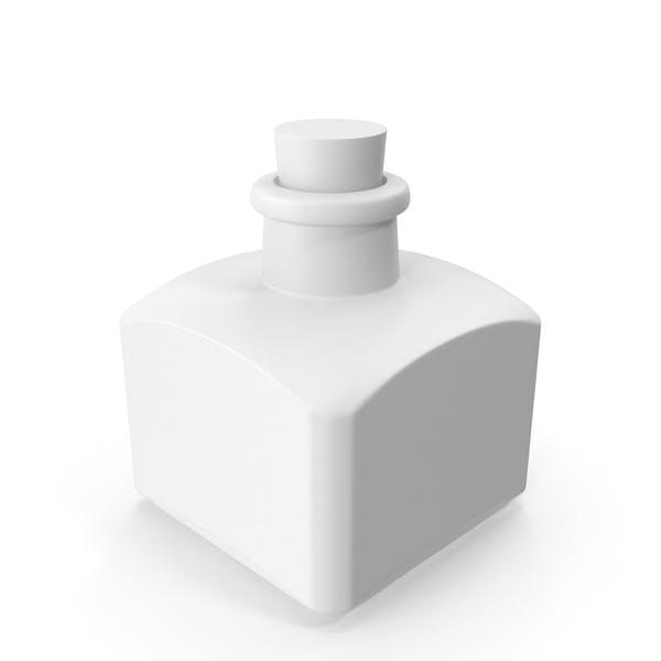 Thumbnail for Monochrome Old Glass Bottle