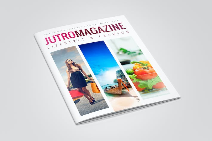 Thumbnail for Jutro Magazine – Lifestyle and Fashion