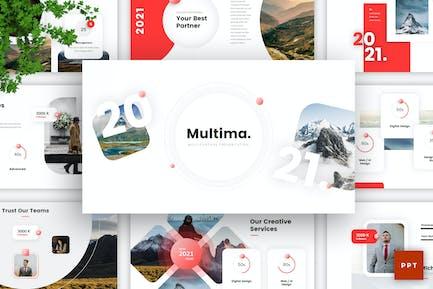 Multipurpose PowerPoint Template