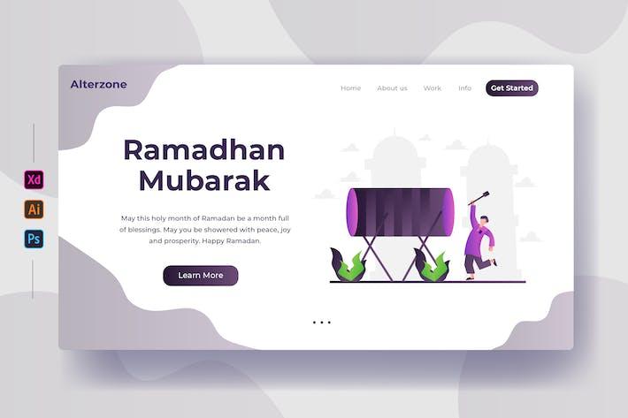 Thumbnail for Ramadhan Mubarak 03