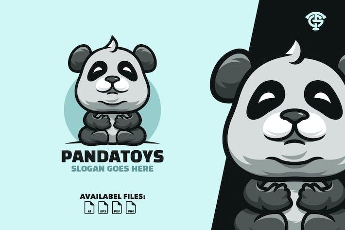 Thumbnail for Panda Toys - Logo Mascot