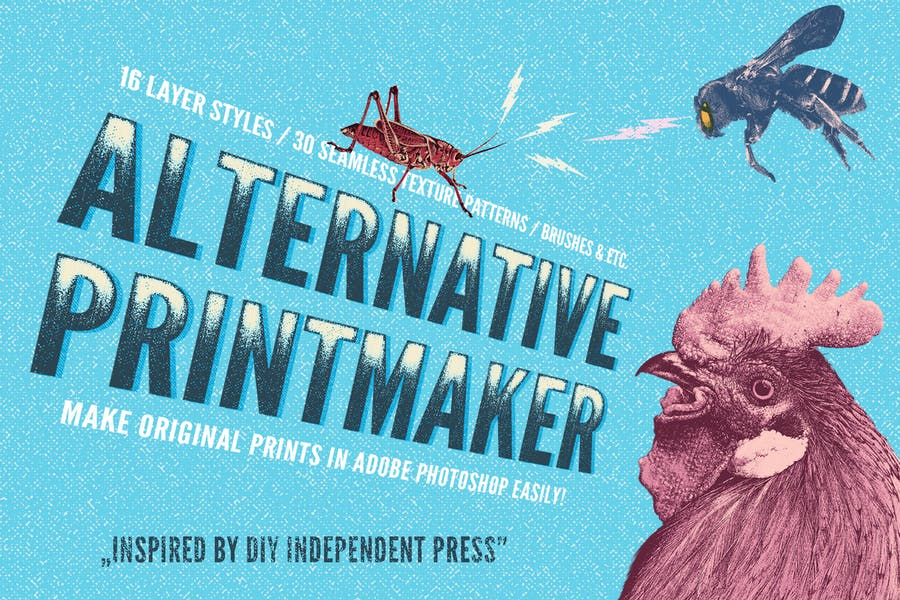 Alternative Printmaker