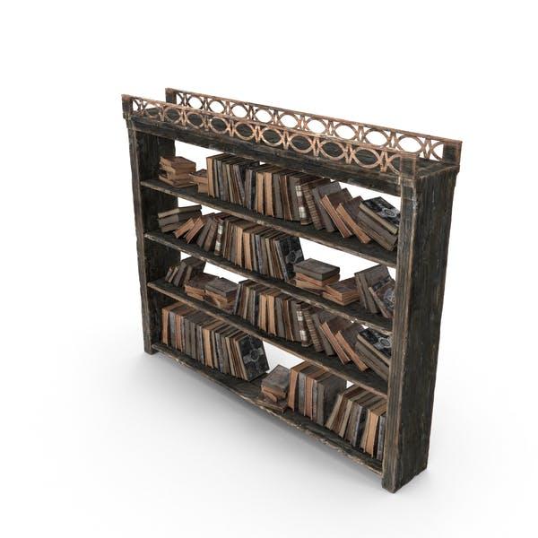 Fantasy Book Shelf