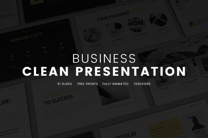 Thumbnail for Business Presentation
