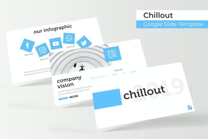 Thumbnail for Chillout - Plantilla de Presentación de Google