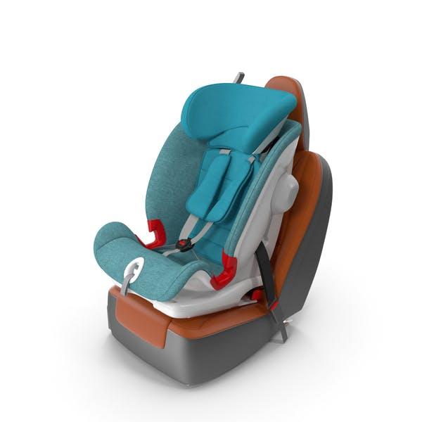 Детское сиденье на пассажирском месте