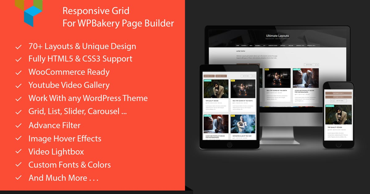 Download Ultimate Layouts - Addon For WPBakery Page Builder by beeteam368