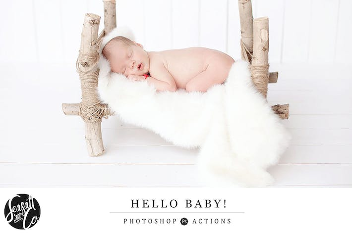 Cover Image For Hello Baby! Collection