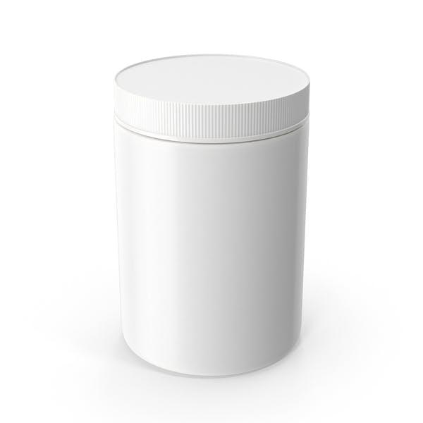 Thumbnail for Plastic Jar