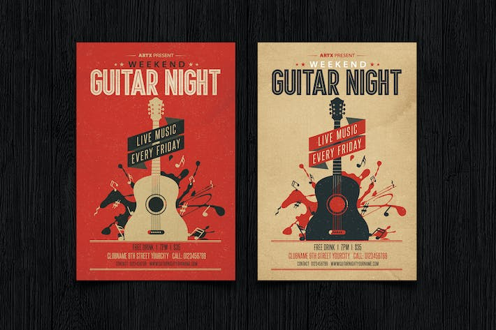 Thumbnail for Weekend Guitar Night