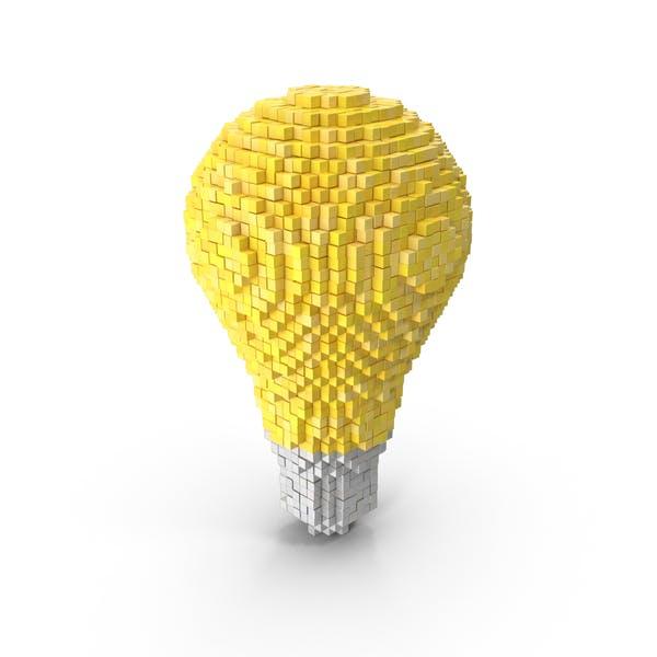 Лампа Voxel