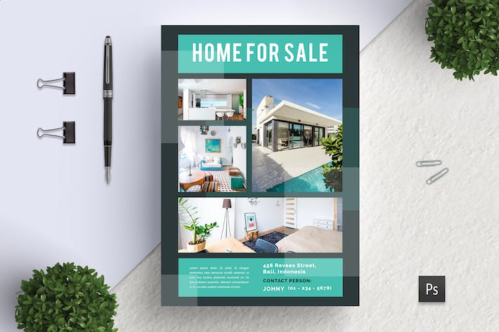 Thumbnail for Gowong Professional Real Estate Flyer