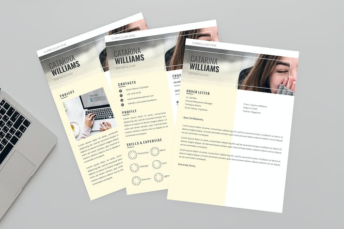 Thumbnail for CV Option Resume Designer